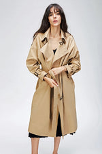 Vintage Washed Trench