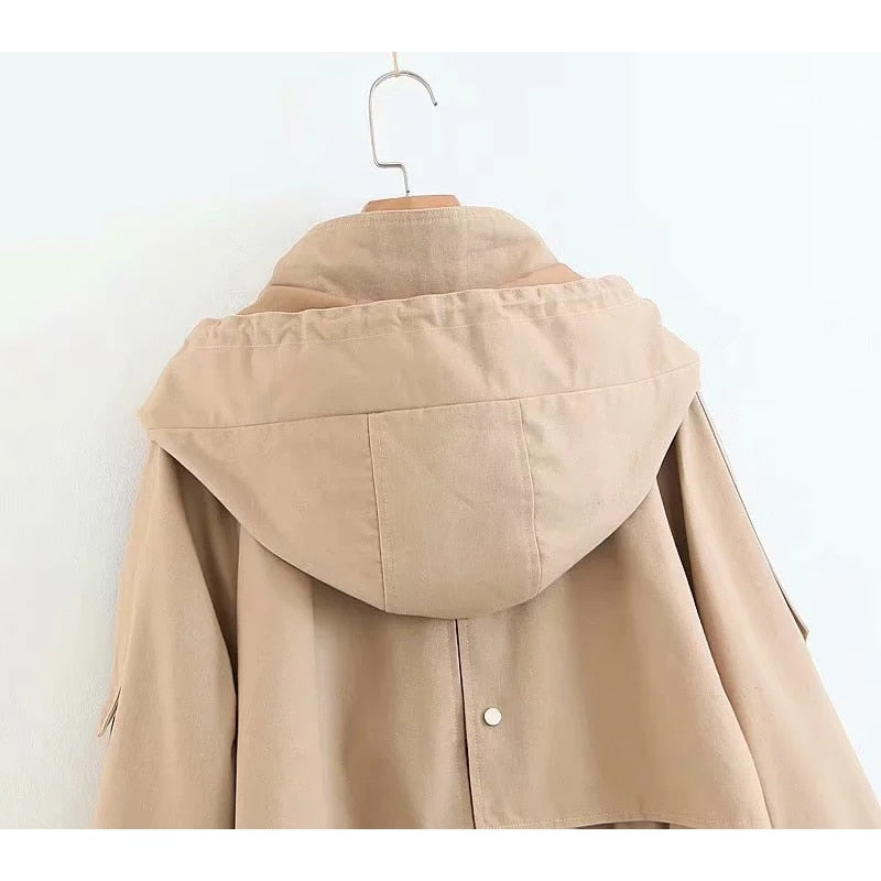 Timeless Camel Overcoat