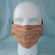 Load image into Gallery viewer, Peach Vine Face Mask - Comfort Fit