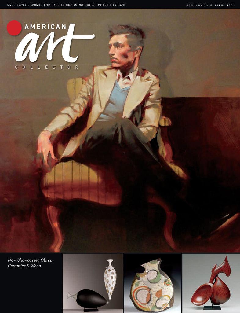 Feature Spread in American Art Collector