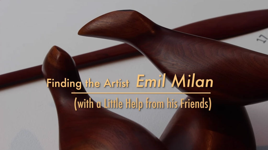 Rediscovering Emil Milan And His Circle Of Influence