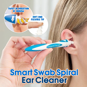 Smart Swab Spiral Ear Cleaner