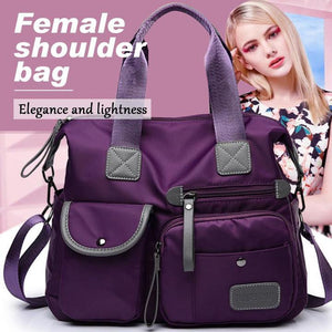 Portable Travel Shoulder Bag For Women