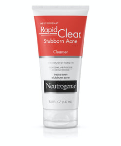 Neutrogena Rapid Clear Stubborn Acne Face Cleanser