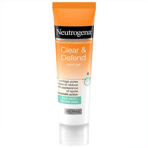 Neutrogena Clear & Defend Rapid Gel