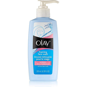 Olay Foaming Face Cleanser