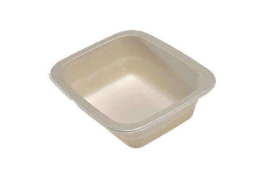 Bandejas de pulpa de celulosa Take Away 395 ml (960 uds)