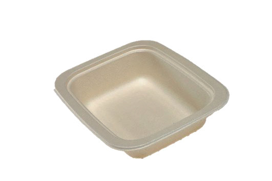 Bandejas de pulpa de celulosa Take Away 570 ml (960 uds)