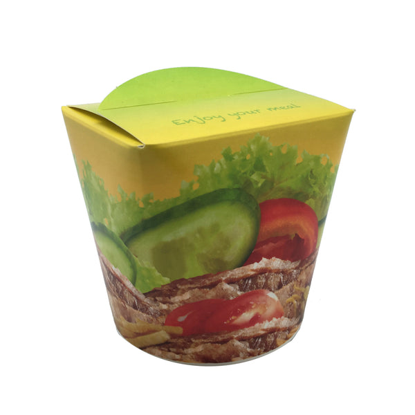 envases multifood línea take away 100% reciclables