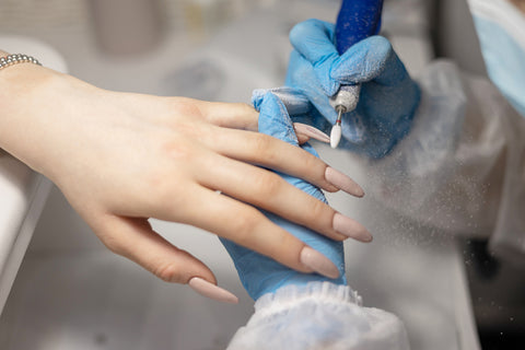 Disposable Gloves for Nail Technicians