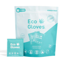 Load image into Gallery viewer, Eco Gloves - 24 Packet Bag - Eco Gloves