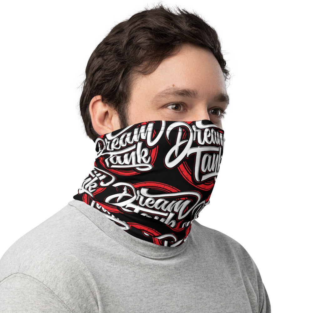 Red DreamTank Neck Gaiter