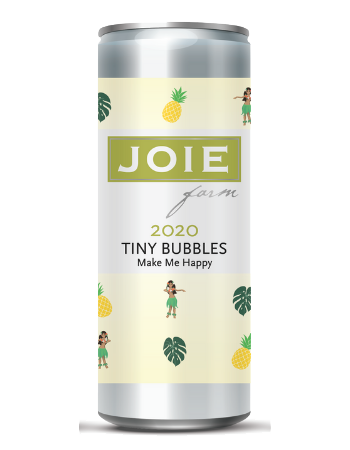 Joie Tiny Bubbles (250ml can)