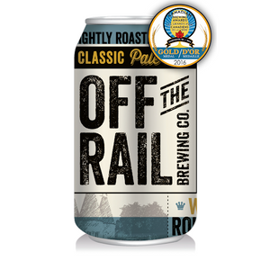 Off the Rail Beer - Pale Ale