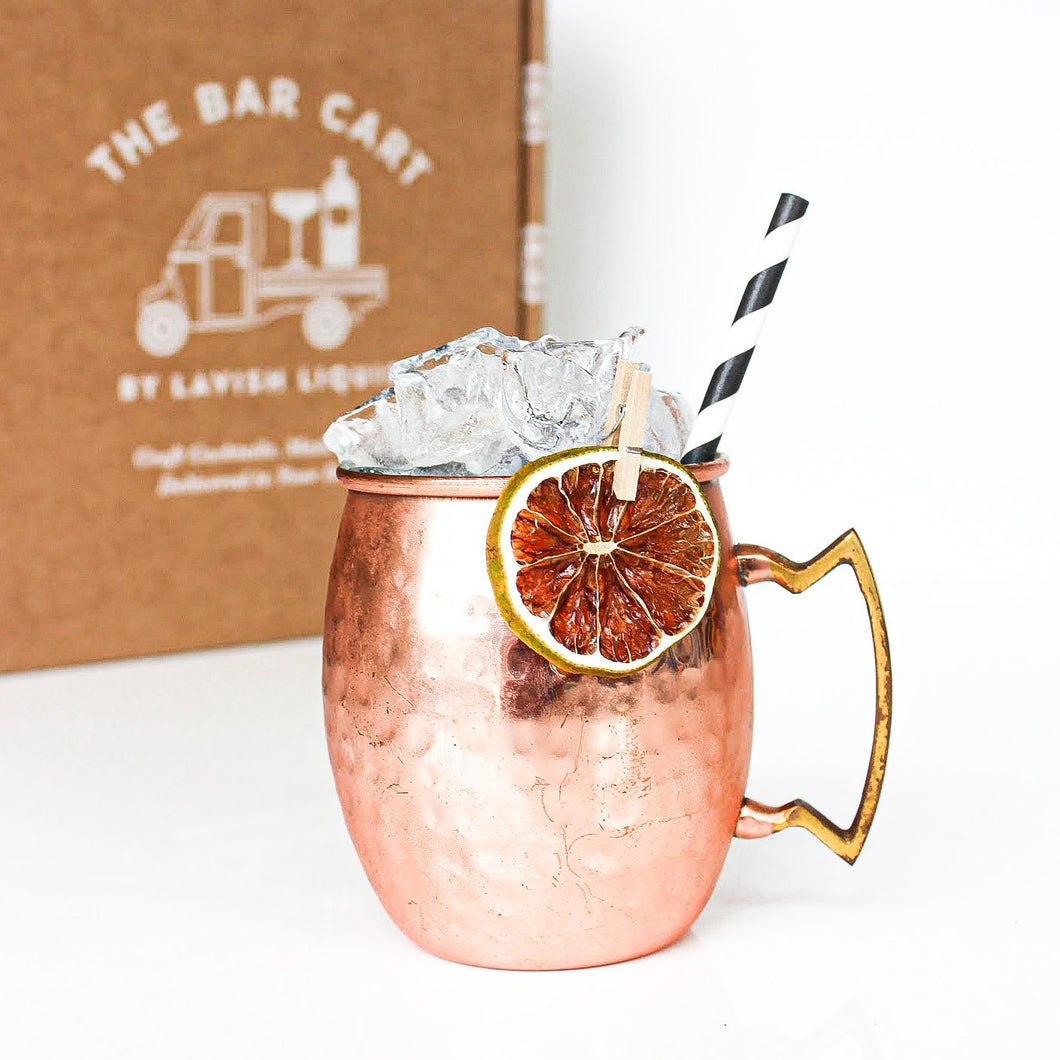 Kentucky Mule [Bourbon]