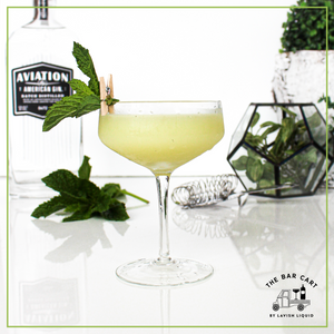 Aviation Gin Virtual Cocktail Class - August 15th, 2020