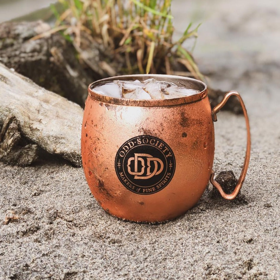 Odd Society Copper Mule Mug (1)