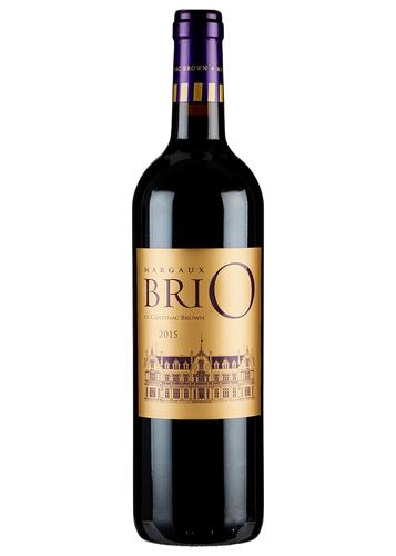 BriO de Cantenac Brown 2015
