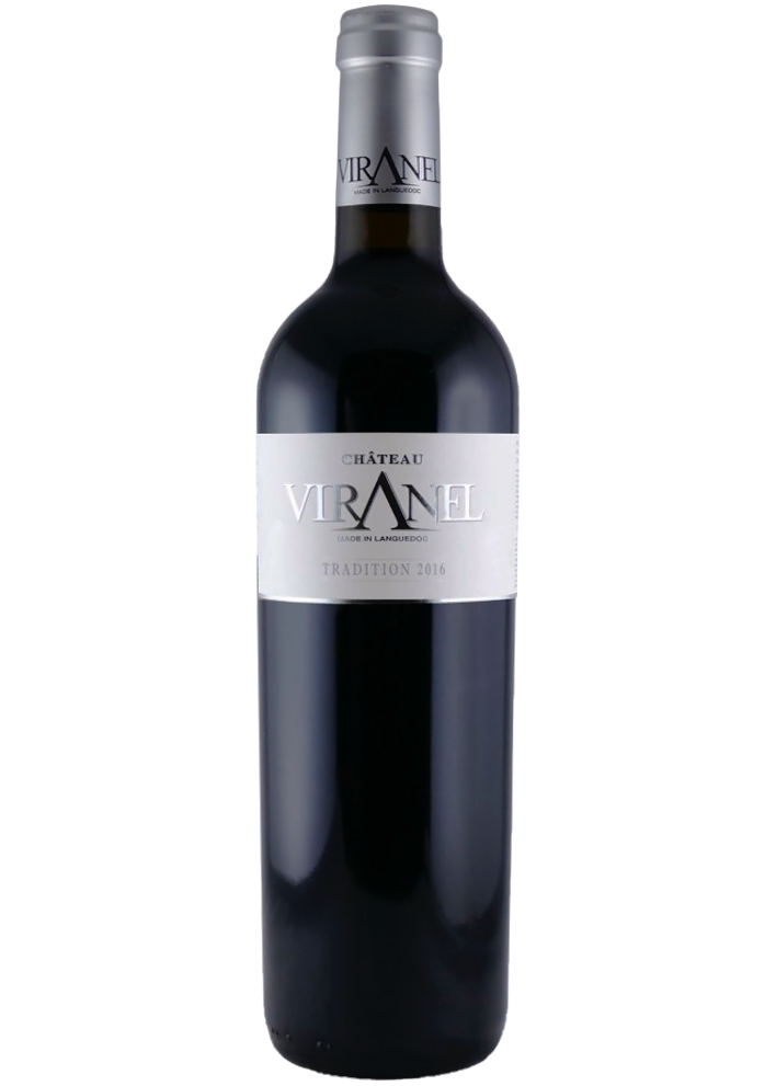 Château Viranel Tradition Rouge 2017