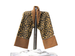 leopard and brown Sleepy Sleeve®