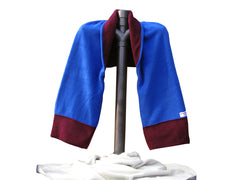 royal blue and burgundy Sleepy Sleeve®
