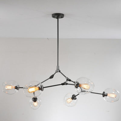 Modern Sputnik Chandelier Light