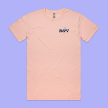 Load image into Gallery viewer, Broken Bang Tee - Peach