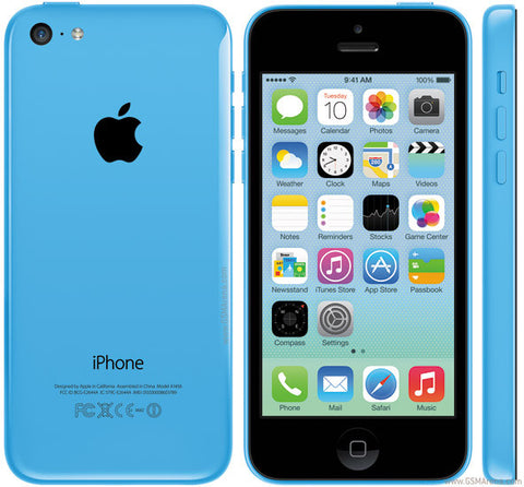 iPhone 5C- Mail In Repair