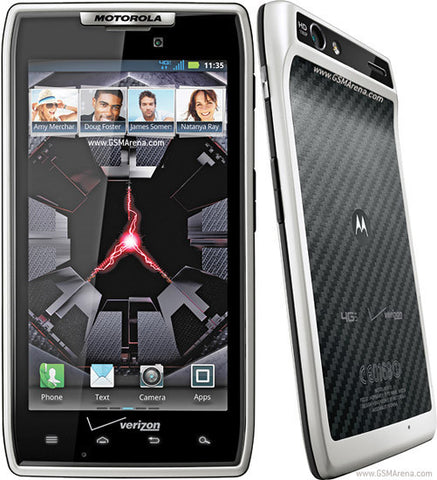 Motorola Droid Razr XT910- In Store Repair