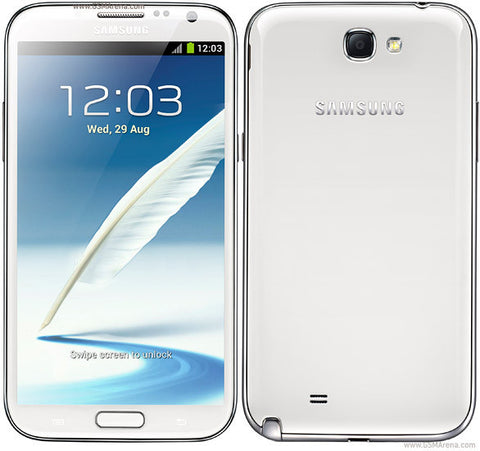 Galaxy Note 2 - In Store Repair