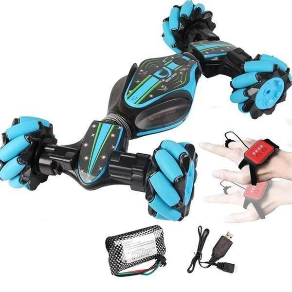 The Gesture Hand-Controller RC Car