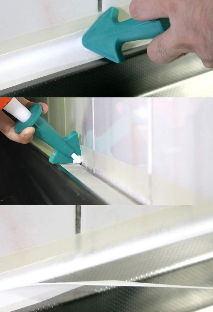 Silicone Caulking Finisher ( 3 in 1 )