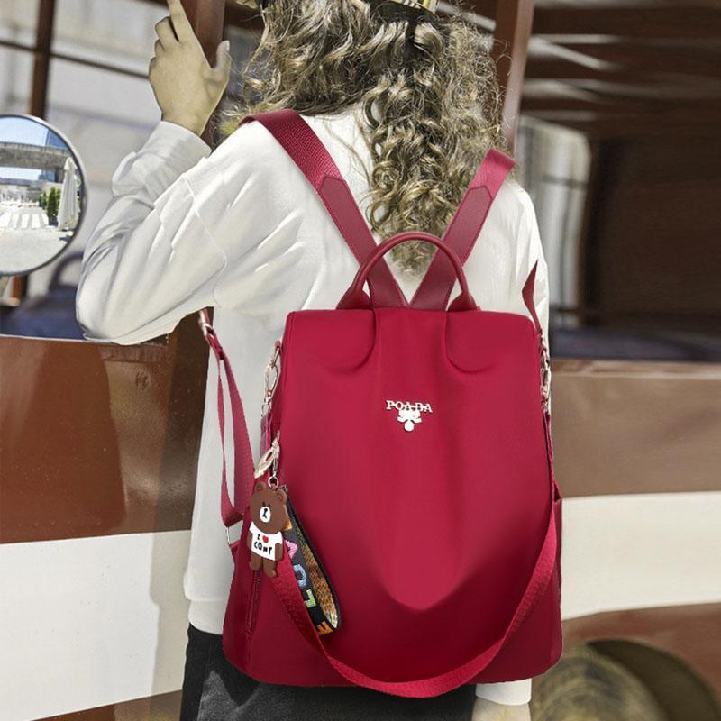 Women Oxford Anti-theft Casual Bags