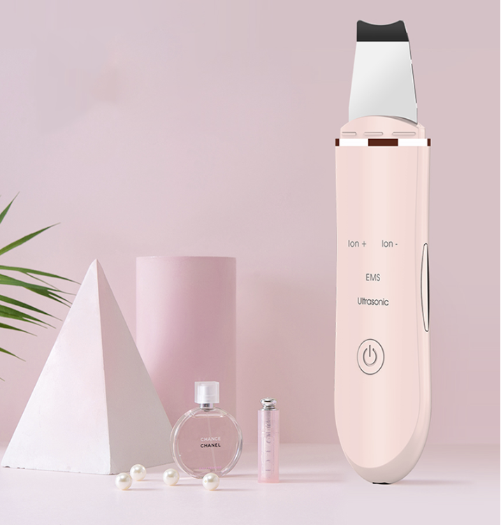 Ultrasonic Skin Scrubber Deep Face Cleaning Machine