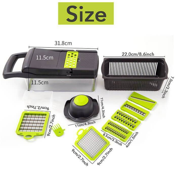 Smart Vegetable Slicer