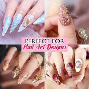 Marble Series Nail Foils