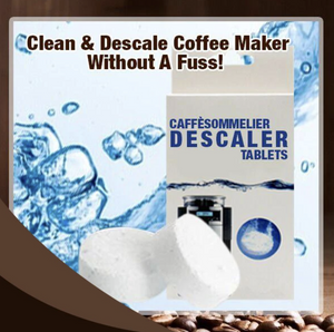 CoffeeFresh Descale & Cleaner for Coffee, Expresso Equipment & Kettles