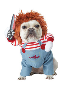 Dog Deadly Doll Costume