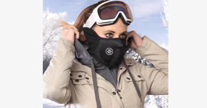 Unisex Anti Cold Fleece Ski Mask - FREE SHIP DEALS