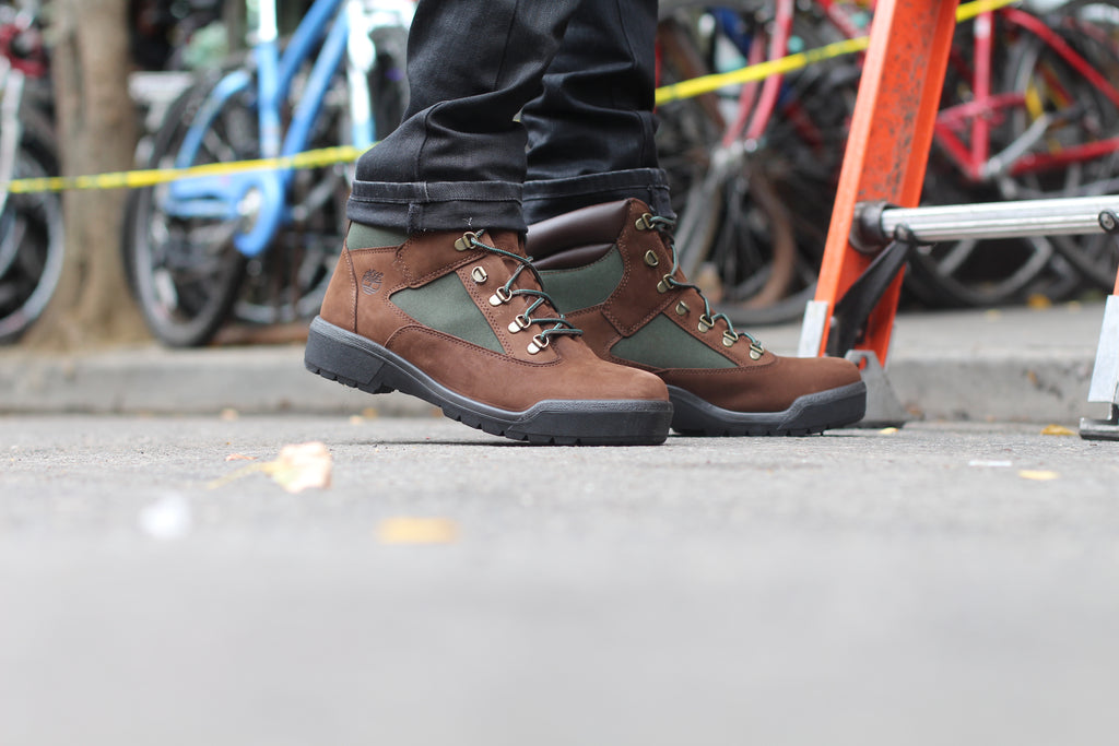 Men S Timberland 6 Quot Field Boot Quot Beef Amp Broccoli Quot West Nyc