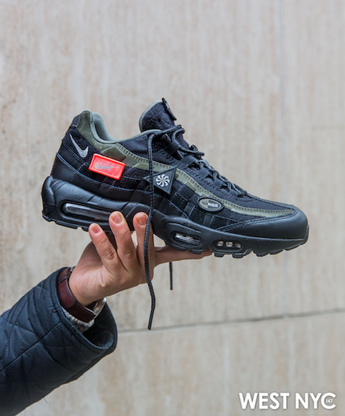 c4f1ab5ba3 The Nike Air Max 95 HAL is only available in store or via phone order. Stop  by the shop at 147 W 72nd ST on Manhattan's Upper West Side or give us a  call at ...