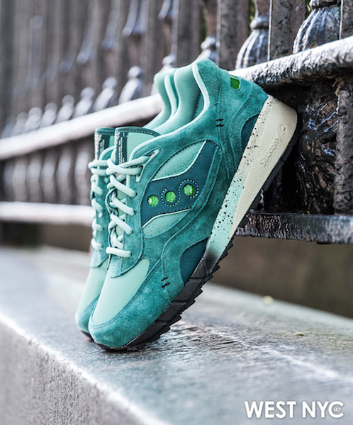 saucony x feature lv shadow 6000 living