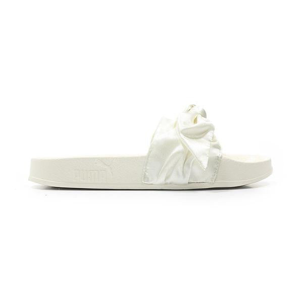 fenty puma bow slide marshmallow west nyc
