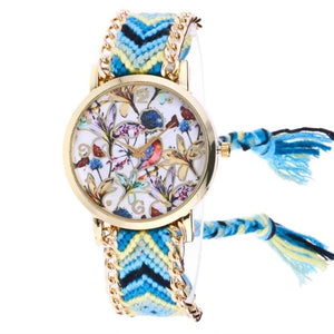 Multi-Colored Good Luck Watch