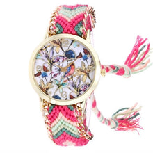 Load image into Gallery viewer, Multi-Colored Good Luck Watch