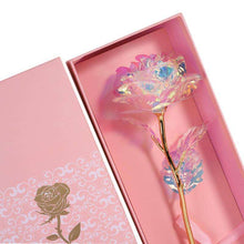 Load image into Gallery viewer, Gold Rose Flowers 24K With Gift Box  - Diversoworld