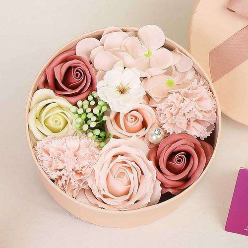 Soap Rose flower style Bouquet in different colors - Diversoworld