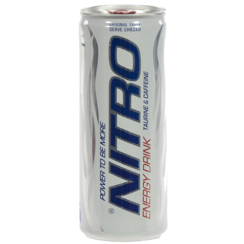 Nitro Energy 25cl - Ekoshop België