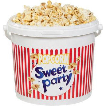 POPCORN Suiker Sweet Party Emmer 250 Gr.