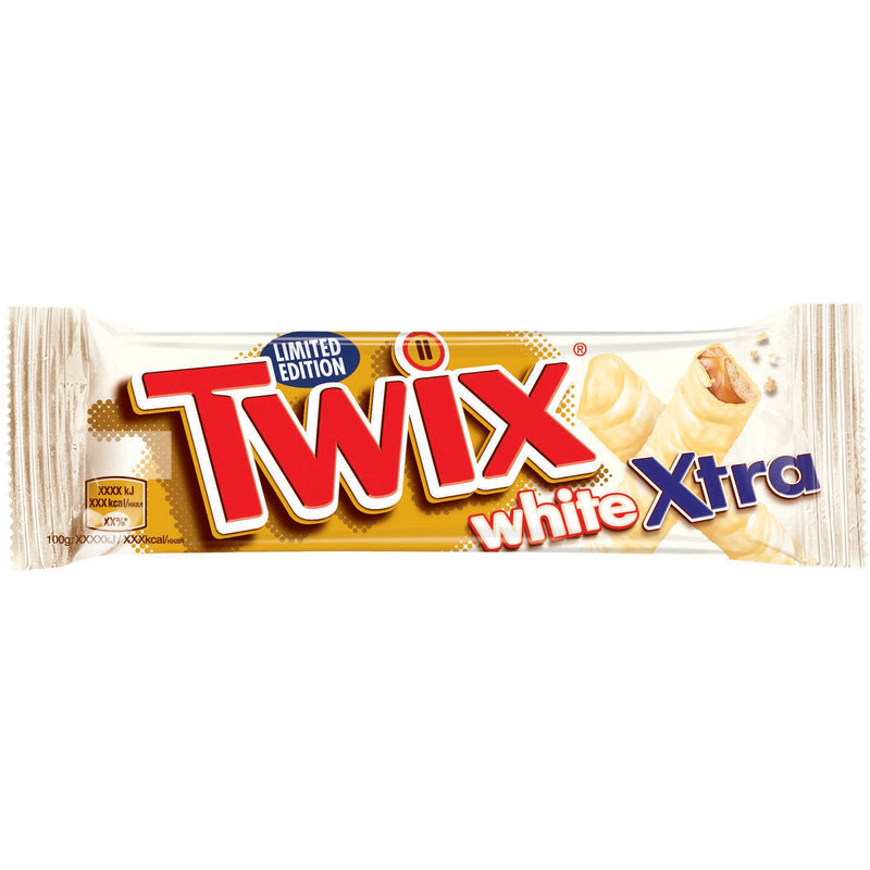 TWIX White Xtra King Size 75GR - Limited Edition